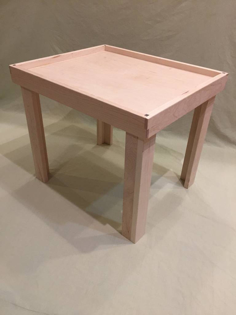 The DIY End Tables - add your own sticks! – CentreIce Furniture