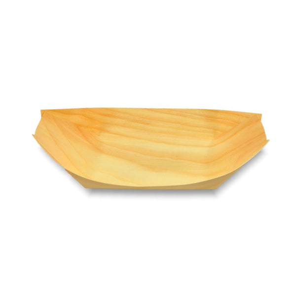 bamboo wooden boat 22cm