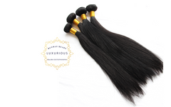 Virgin Brazilian Natural Straight - RunwayReadyHair