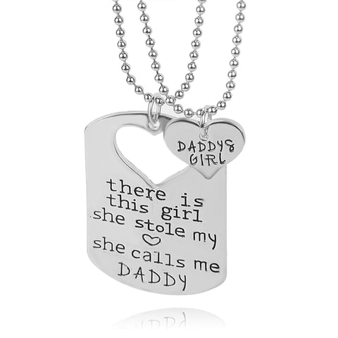 Daddys Girl Necklaces 2 pc - MyDealznet