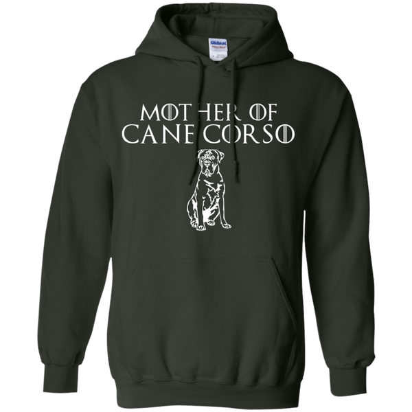Mother of Cane Corso Pullover Hoodie