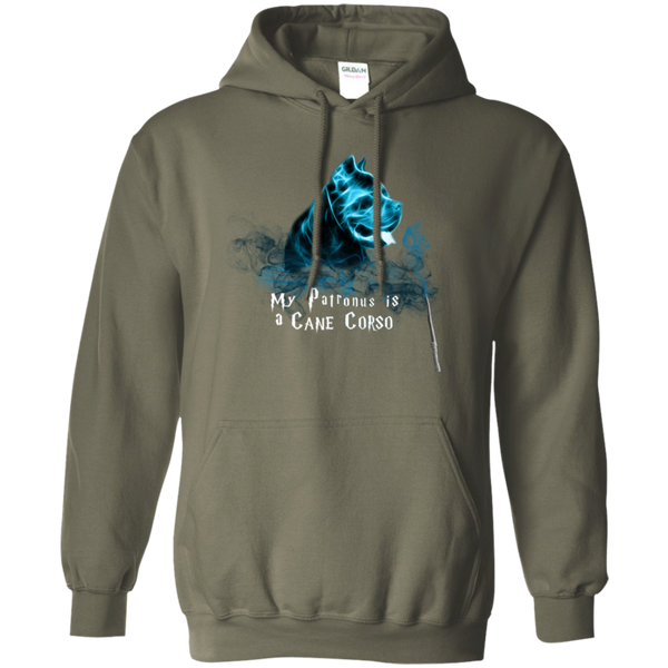 My Patronus Cane Corso Pullover Hoodie