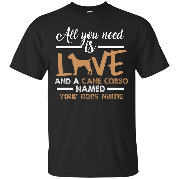 Customizeable Love Ultra Cotton T-Shirt