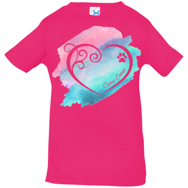 Cane Corso Heart Girls Infant Tee
