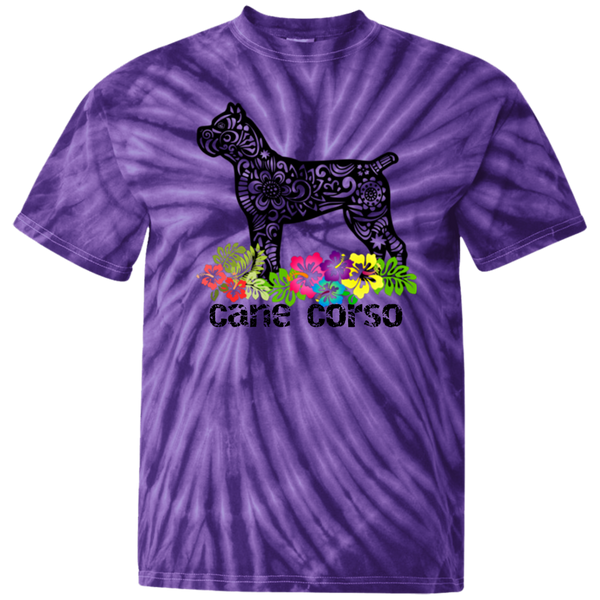 Hawaiian Youth Tie Dye T-Shirt