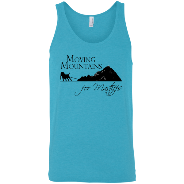 Moving Mountains For Mastiffs Tank Top