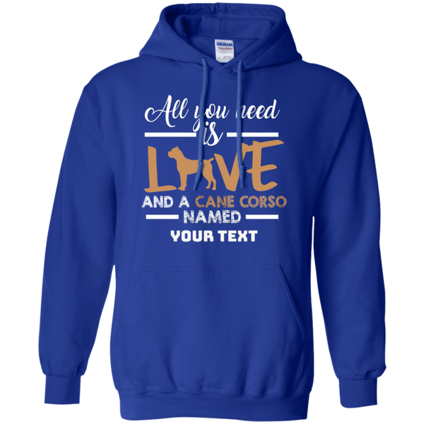 Customizeable Love Pullover Hoodie