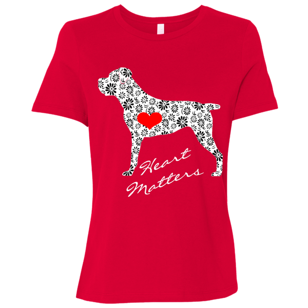 Heart Matters Flop Ladies' Relaxed T-Shirt