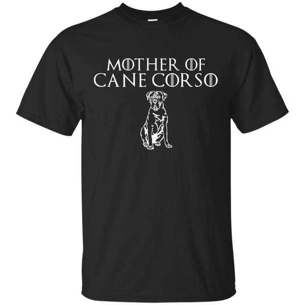 Mother of Cane Corso Cotton T-Shirt