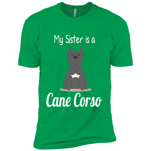 My Sister Is A Cane Corso Youth Boys