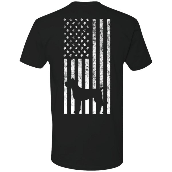 Cane Corso USA Next Level Premium Short Sleeve Tee