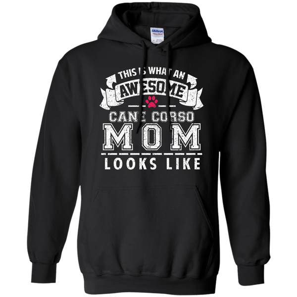 Awesome Mom Pullover Hoodie