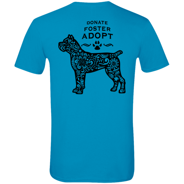 MM4M Donate/Adopt/Foster Gildan Softstyle T-Shirt