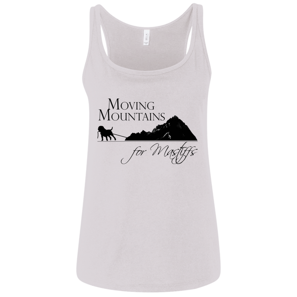 MM4M Donate/Adopt/Foster Bella + Canvas Ladies' Relaxed Jersey Tank