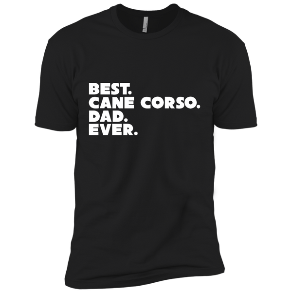 Best Corso Dad Ever Next Level Premium Short Sleeve Tee