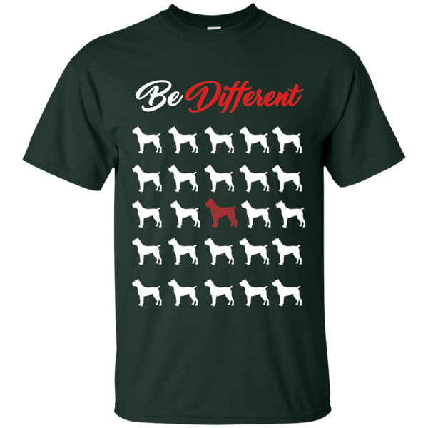 Be Different Cane Corso Cotton T-shirts