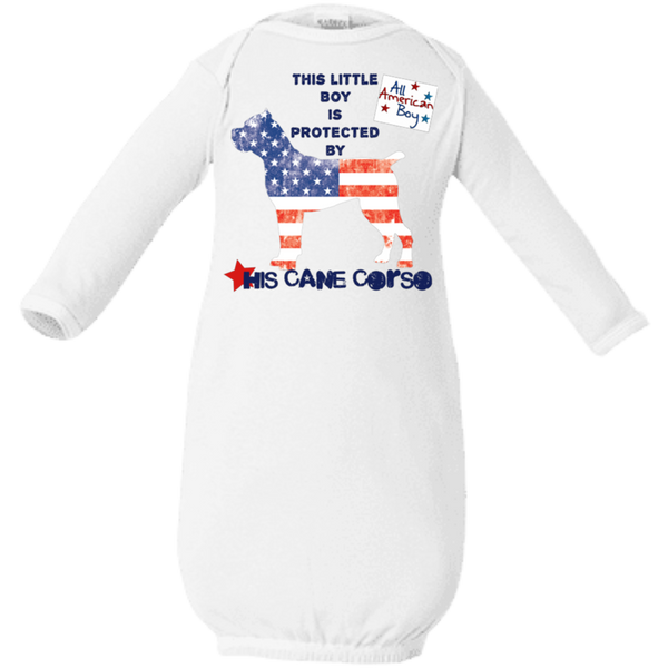 American Boy Protected Infant Layette