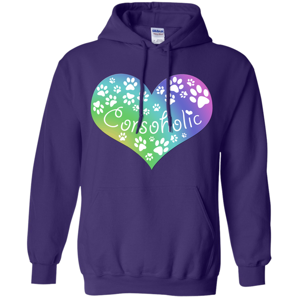 Corsoholic Heart Pullover Hoodie