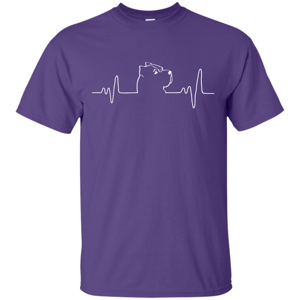 Cane Corso Heart Beat Ultra Cotton T-Shirt