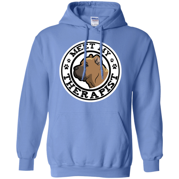 Meet My Therapist Pullover Hoodie