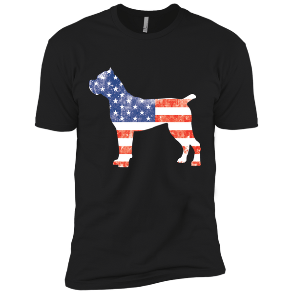 Cane Corso Of America Next Level Premium Short Sleeve Tee