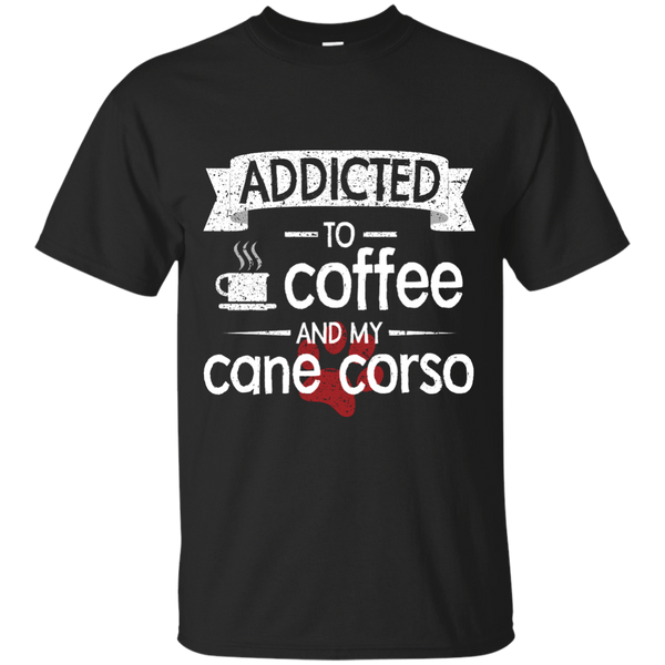 Addicted To Coffee Ultra Cotton T-Shirt