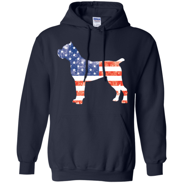 Cane Corso Of America Pullover Hoodie