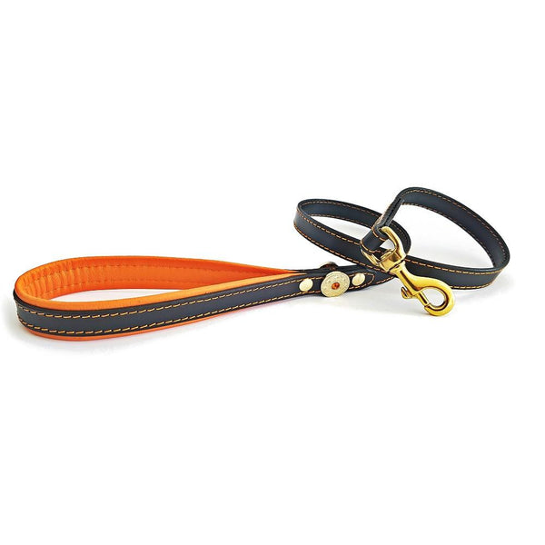 Bestia Bijou leather dog leash
