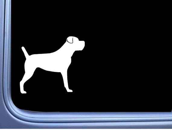 Cane Corso Uncropped  6 inch dog Sticker decal