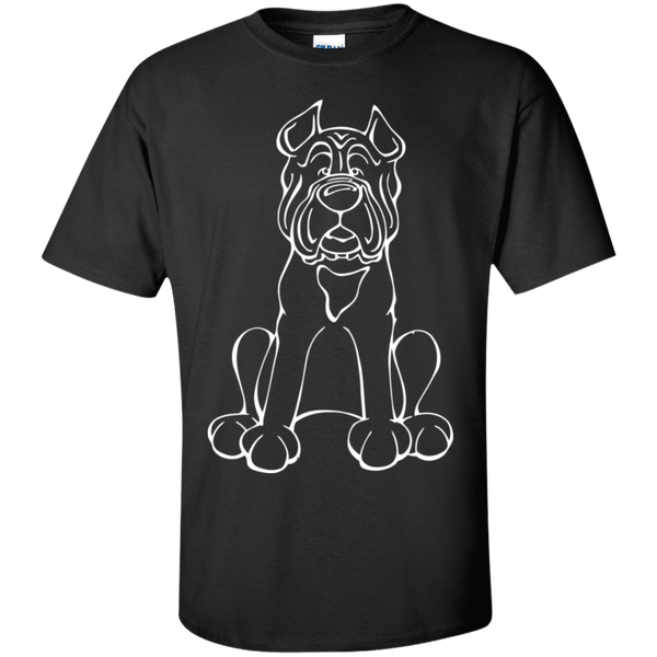 Short Sleeve - My Cane Corso Exclusive