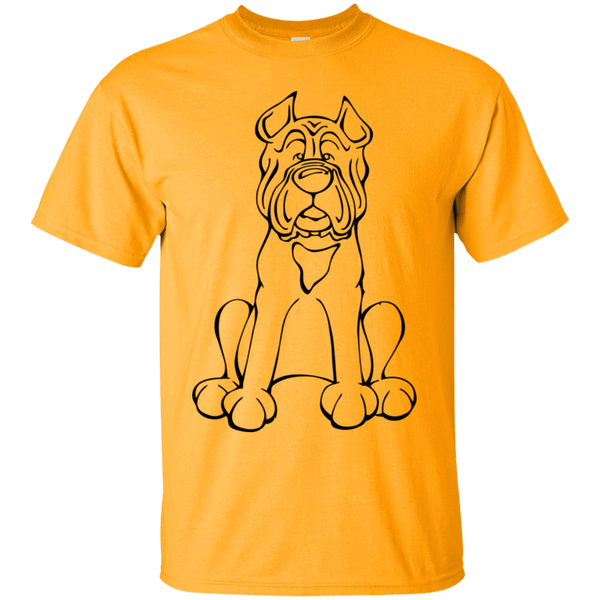 Short Sleeve - My Cane Corso Exclusive Blk