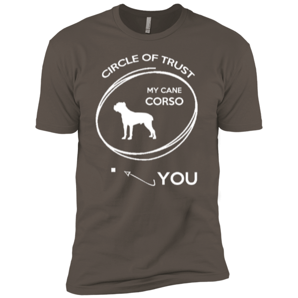 T-Shirts - Unisex Cane Corso Circle Of Trust T-Shirt