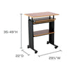 Image of Muv™ Stand-up Adjustable Height Desk