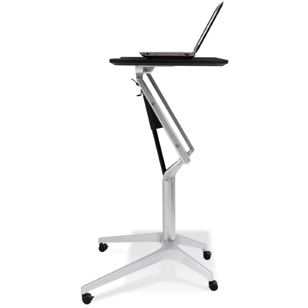 unique furniture  workpad height adjustable laptop cart mobile  -  jesper office  workpad height adjustable laptop cart mobile desk standing desk supply