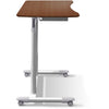 Image of Jesper Office Unique Furniture Height Adjustable Sit Stand Desk 205-ESP