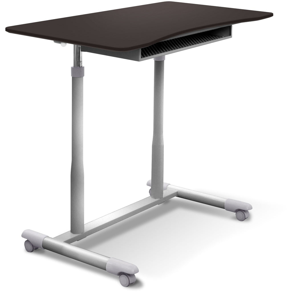 Jesper Office Manual Height Adjustable Sit To Stand Desk 205 ESP   Standing  Desk Supply ...