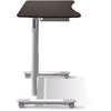 Image of Jesper Office Manual Height Adjustable Sit to Stand Desk 205-ESP - Standing Desk Supply