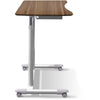 Image of Jesper Office Unique Furniture Height Adjustable Sit Stand Desk 205 Series
