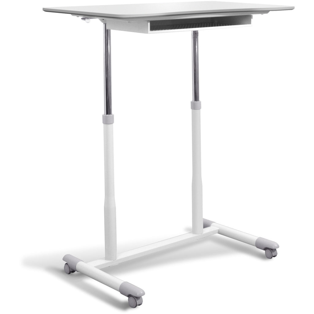 Jesper Office Manual Height Adjustable Sit To Stand Desk