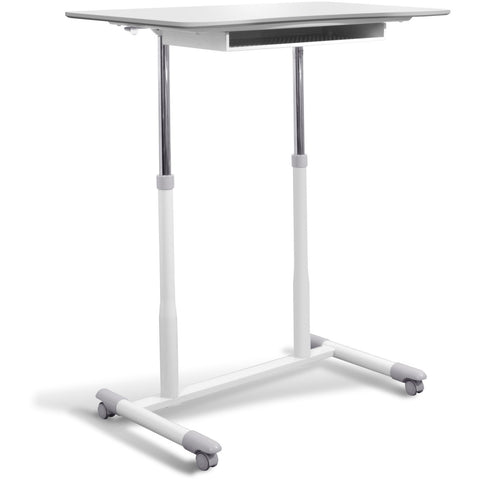 Jesper Office Manual Height Adjustable Sit To Stand Desk 205 WH   Standing  Desk Supply ...