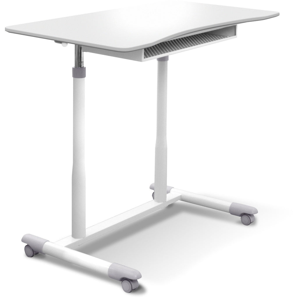 ... Jesper Office Manual Height Adjustable Sit To Stand Desk 205 WH    Standing Desk Supply ...