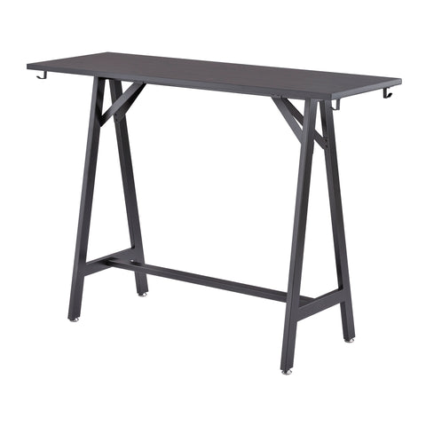 "Spark™ Standing-Height Teaming Table, 60"" W, 24"" D"