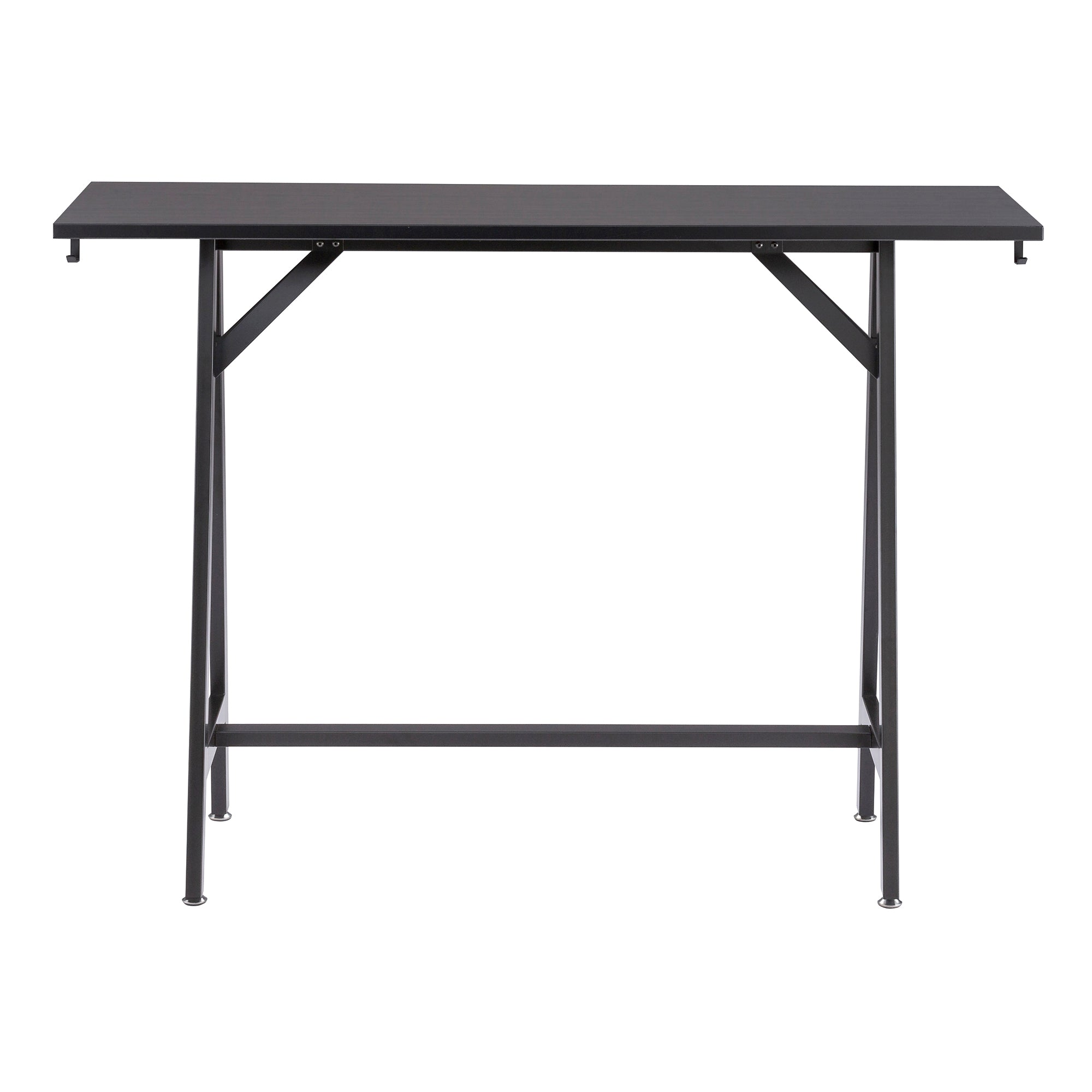 "Spark™ Standing-Height Teaming Table, 72"" W, 24"" D"