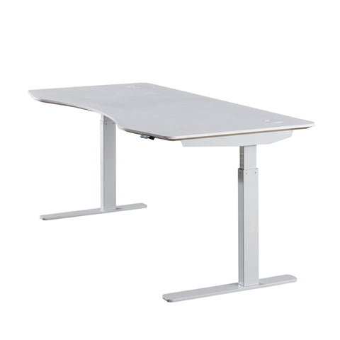 Apex Series 71-in Wide Adjustable Standing Desk AX7133 - Standing Desk Supply