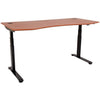 Image of Apex Series 71-in Wide Adjustable Standing Desk AX7133 - Standing Desk Supply