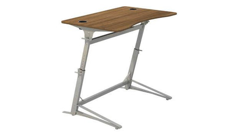 Safco® Verve™ Standing Height-Adjustable Desk