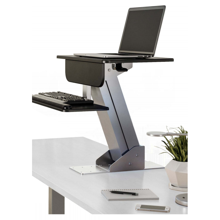 super popular b9dc5 4bcba ESI Ergonomic Solutions Ergorise LIFT Adjustable Stand Up Desk Converter
