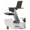 Image of ESI Ergonomic Solutions Ergorise LIFT Adjustable Stand Up Desk Converter - Standing Desk Supply