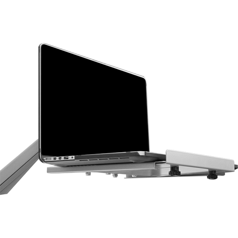 ESI Ergonomic Solutions EDGE Monitor Arm Laptop Tray - Standing Desk Supply