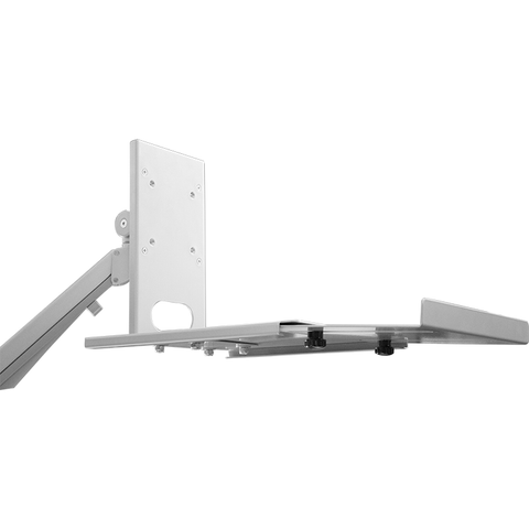 ESI Ergonomic Solutions EDGE Monitor Arm Laptop Tray